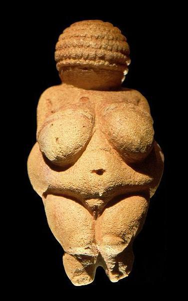 A Vênus de Willendorf